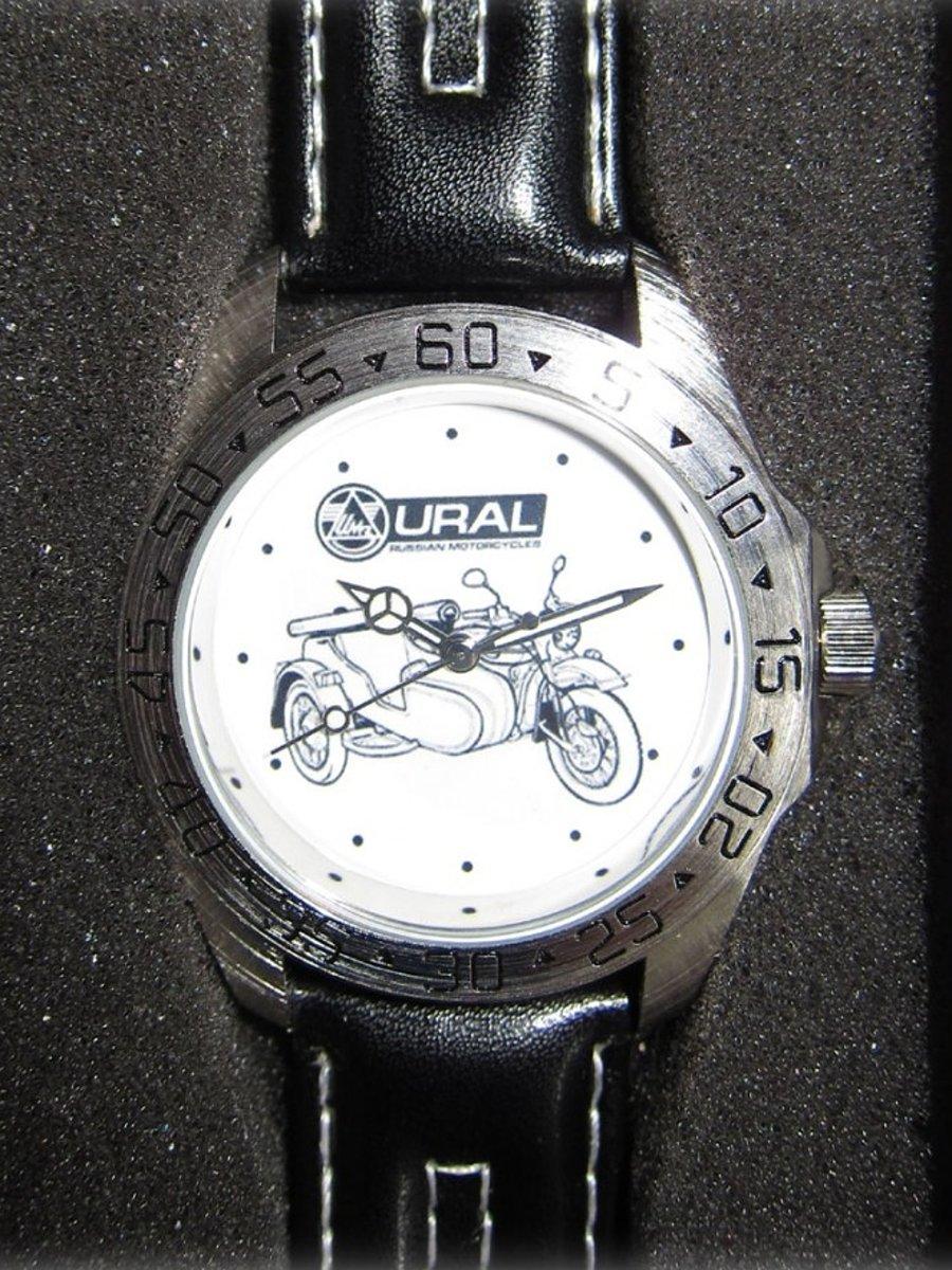 72a7d6431cc Hodinky náramkové Ural - WMC