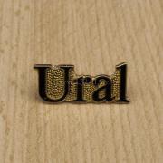 0cf4d98e3a2 Odznak Ural (nápis Ural)